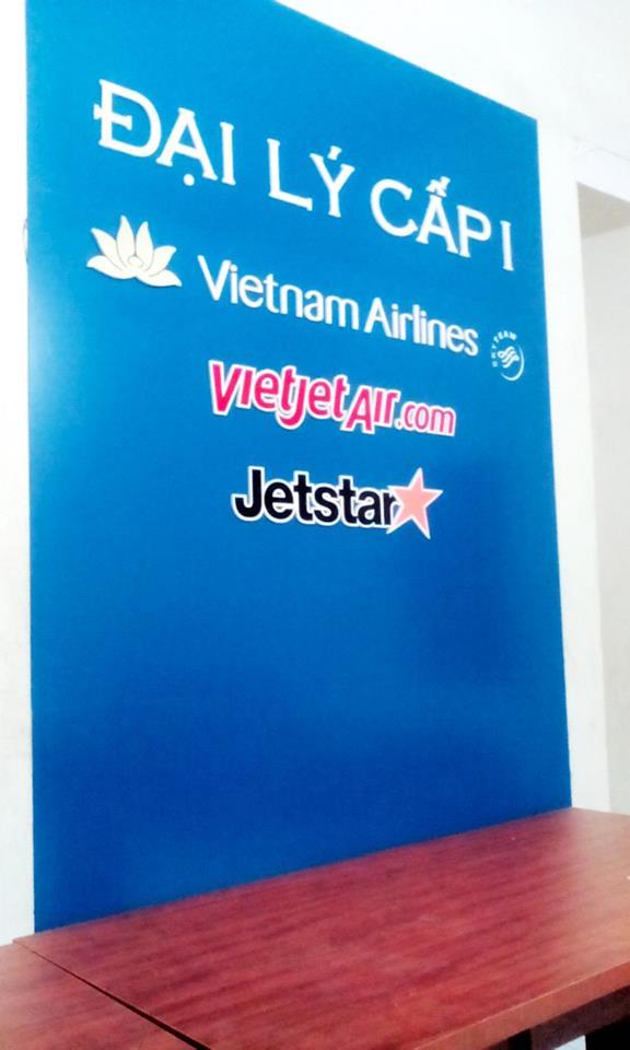 Đại lý vé máy bay cấp 1 tại Thị Xã Sơn Tây 0913 935 035