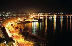 Khoảnh khắc lung linh của thành phố khi đêm về