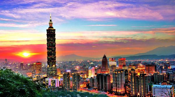 Vé máy bay Đà Nẵng Đài Bắc